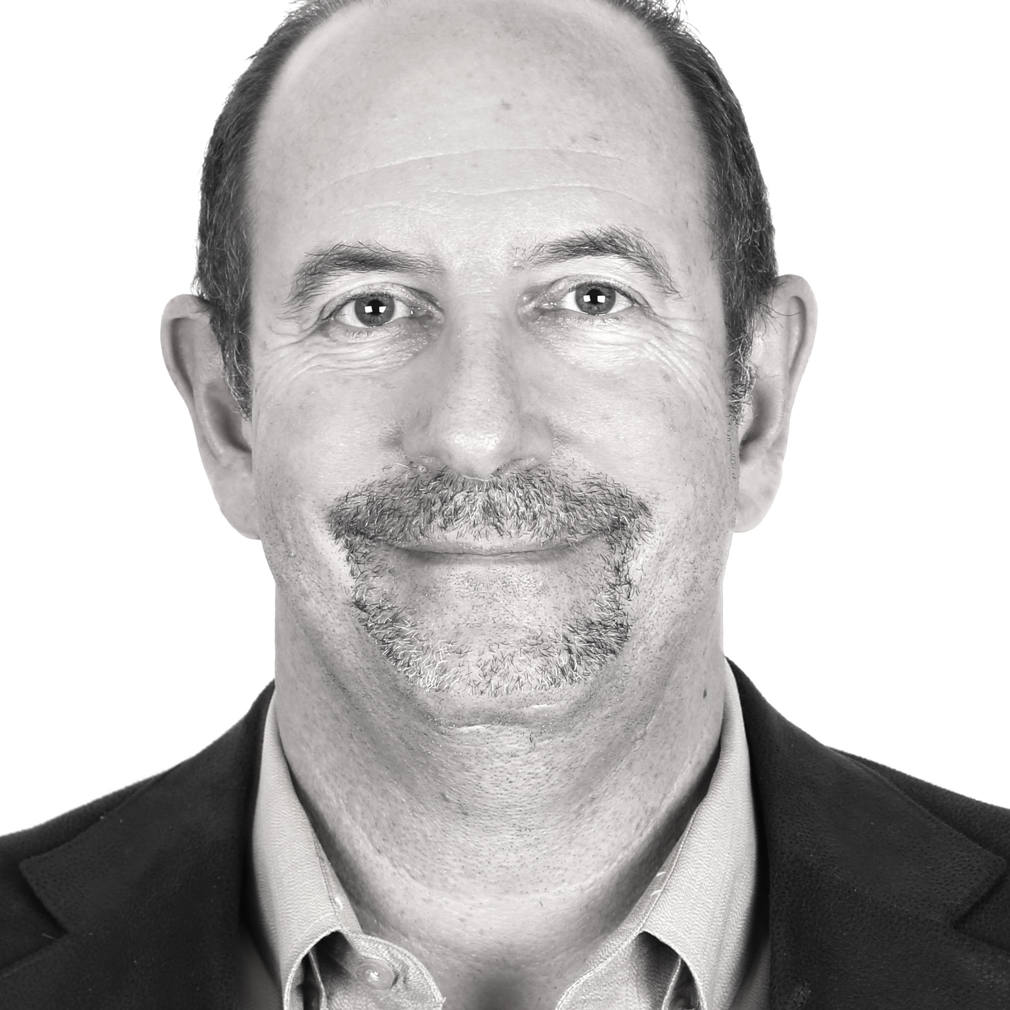 Portrait of Mark Brown, Chief Investment Officer